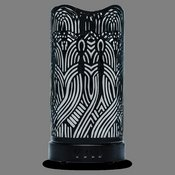 Ultrasonic Serene Living – Morocco Metal Electric Diffuser - SPECIAL OFFER