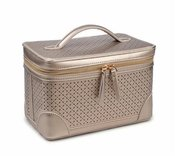 Urban Expressions Cher Gold Makeup Bag