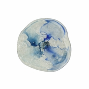 Water Color Wall Art Small by Viz Glass