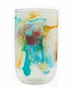 Watercolor Vase by Viz Glass