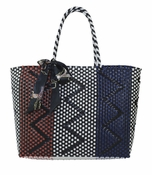 Woven Tote Multi Color - Special Offer