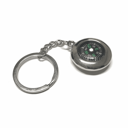 Nomad Keychain Compass