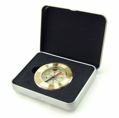 ROUTE Brass Desk Compass