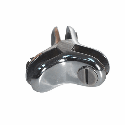 3 Way 120 Degree Glass Connector