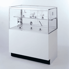 36in. Half Vision Jewelry Display Case