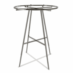 42in. Diameter Round Folding Rack