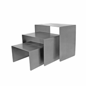 Aaron Contemporary Display Riser Set