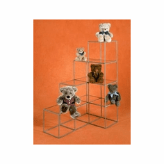 Abstracta 100 Series: Simple Cube Based Tables and Shelves
