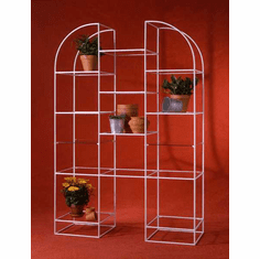 Abstracta 800 Series: Display Towers with Curves