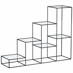 Abstracta 900 Series: Stepped Display Designs