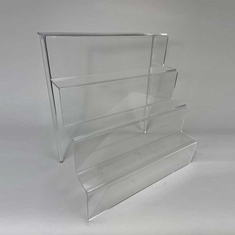 Acrylic 4 Step Stairway - Set of 3