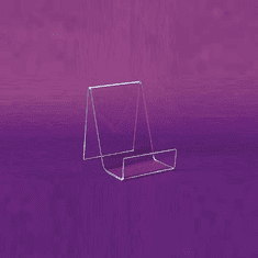 Acrylic Box Easel Small