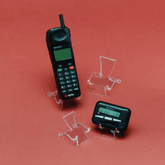 Acrylic Cell Phone/Pager Display 37-Series Easels