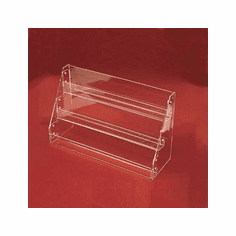 Acrylic Countertop Card Racks
