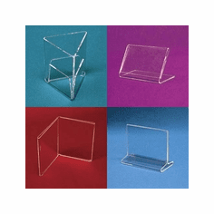 Acrylic Frames, Tabletop Sign Holders
