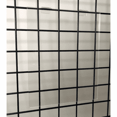 "Acrylic Gridwall Sign Holder 11"" x 14"""