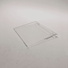 "Acrylic Gridwall Sign Holder 7"" x 5-1/2"""