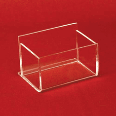 Acrylic Hand-Made Business Card Holders