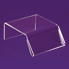 Acrylic Sign-Holder Risers