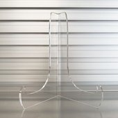 Acrylic Single-Bend GS Series Easels