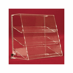 Acrylic Slanted-Front Cases