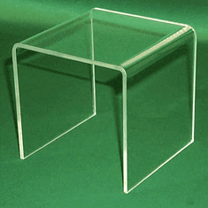 Acrylic Square Risers