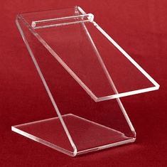 Acrylic Z-Style Shoe Risers