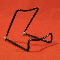 All Wire Adjustable Easel Black (Dozen)