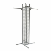 Chainlinx 70in.H 4-Way Rack