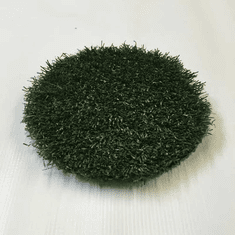 Circle Synthetic Turf Display 8in. diameter