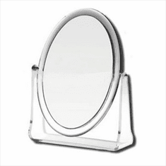Counter Oval Double Sided Mirror