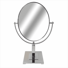 Counter Round Double Sided Mirror