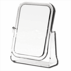 Counter Square Double Sided Mirror