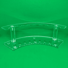 Curved E-Cig Display Stand
