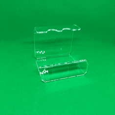 Double E-Cig Display Stand