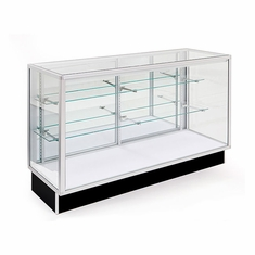 "Extra Vision Economy Display Case 60"" with light"