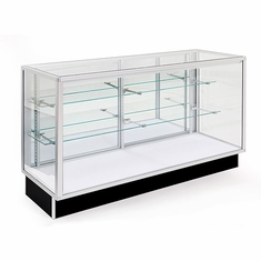 "Extra Vision Economy Display Case 70"" with light"