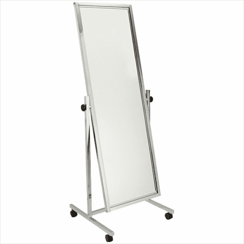 Floor Standing Mirror Single Sided Tilted
