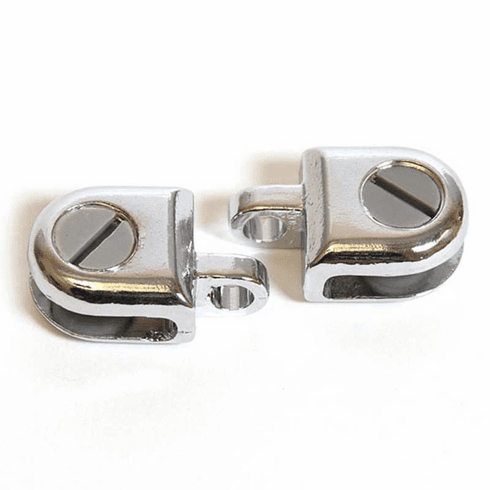Hasp Glass Connector