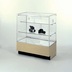Jewelry Display Case 36in. Full Vision