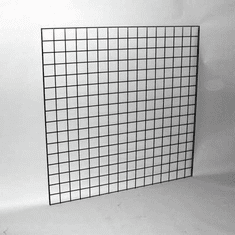 Gridwall Panel 4ft x 4ft Black