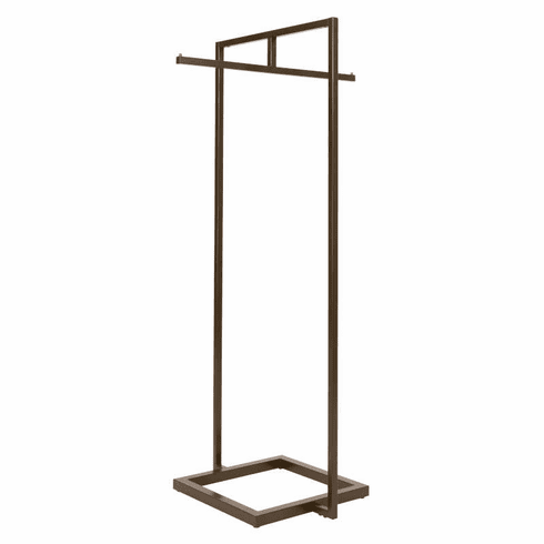 Linea Extended 2-Way Rack with Straight Bar
