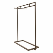 Linea Extended Ballet Bar with Swivel Hang Bars
