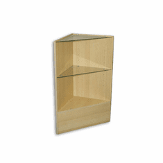 Low Cost Corner Filler Display Case