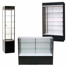 Made in USA Display Cases