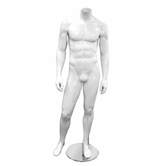 Male Headless Mannequin Style 1