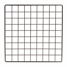 Mini Wire Grid Panel for Cubbies 14in. - Box of 48