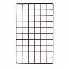 Mini Wire Grid Panel for Cubbies 16 x 10in. - Box of 48