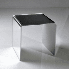 Mirrored Acrylic Risers