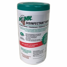 Monk Disinfectant Wipes Case of 6